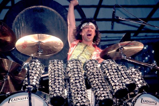 Van Halen 1984 Hallymustang